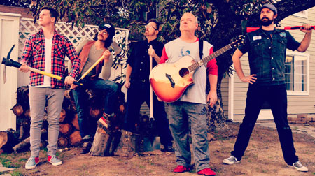 You are currently viewing Kyle Gass Band<br/>KG s'échappe du D