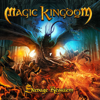 MAGIC KINGDOM<br/>Savage Requiem