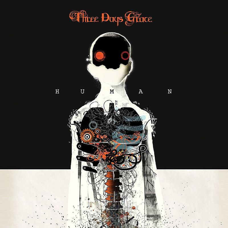 THREE DAYS GRACE<br/>Human