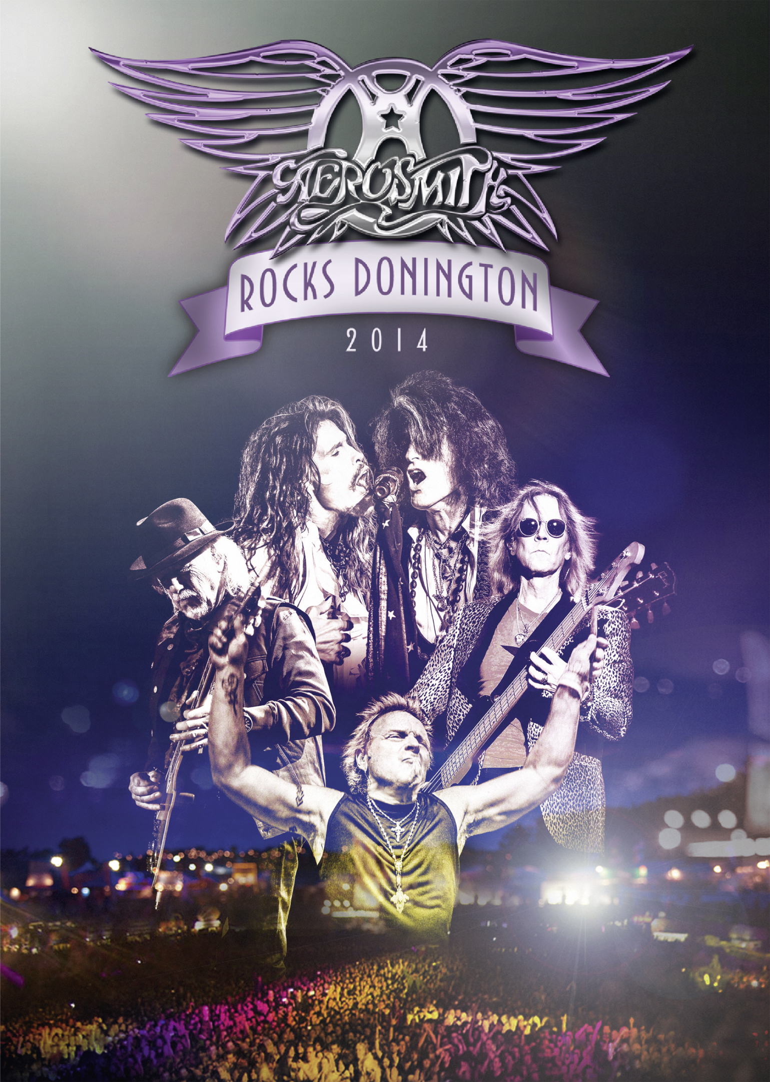 You are currently viewing Aerosmith<br/>Rocks Donington 2014