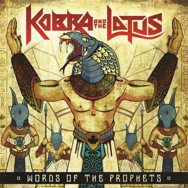 You are currently viewing KOBRA AND THE LOTUS<br/>Words Of The Prophets