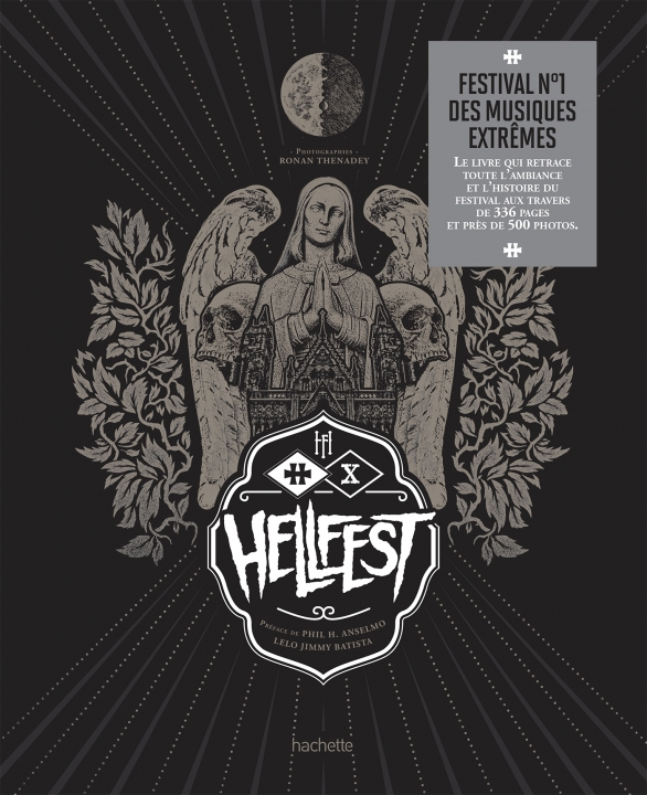 You are currently viewing Lelo Jimmy Batista<br/>Hellfest : le livre des dix ans