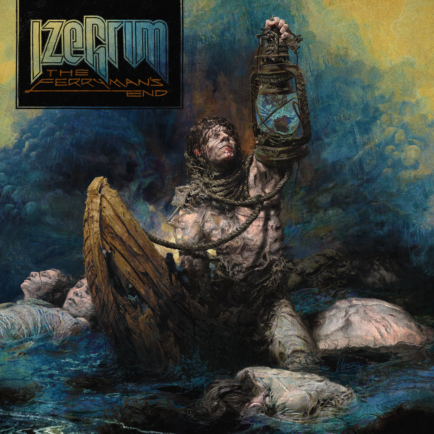 You are currently viewing IZEGRIM <br/> The Ferryman's End