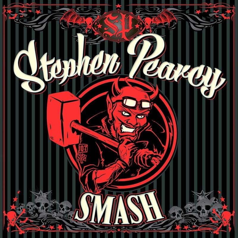You are currently viewing STEPHEN PEARCY <br/> Smash