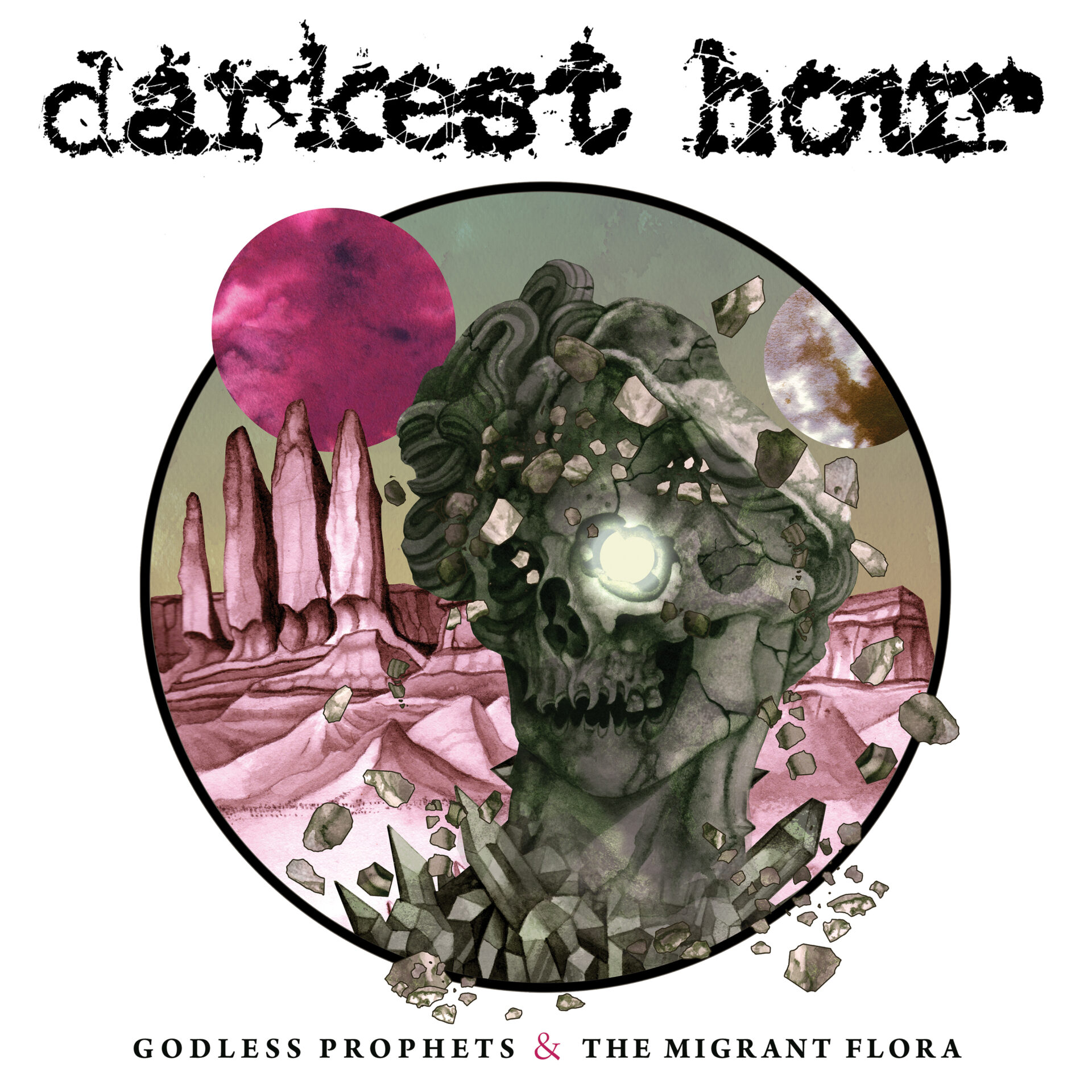 Read more about the article DARKEST HOUR <br/> Godless Prophets & The Migrant Flora