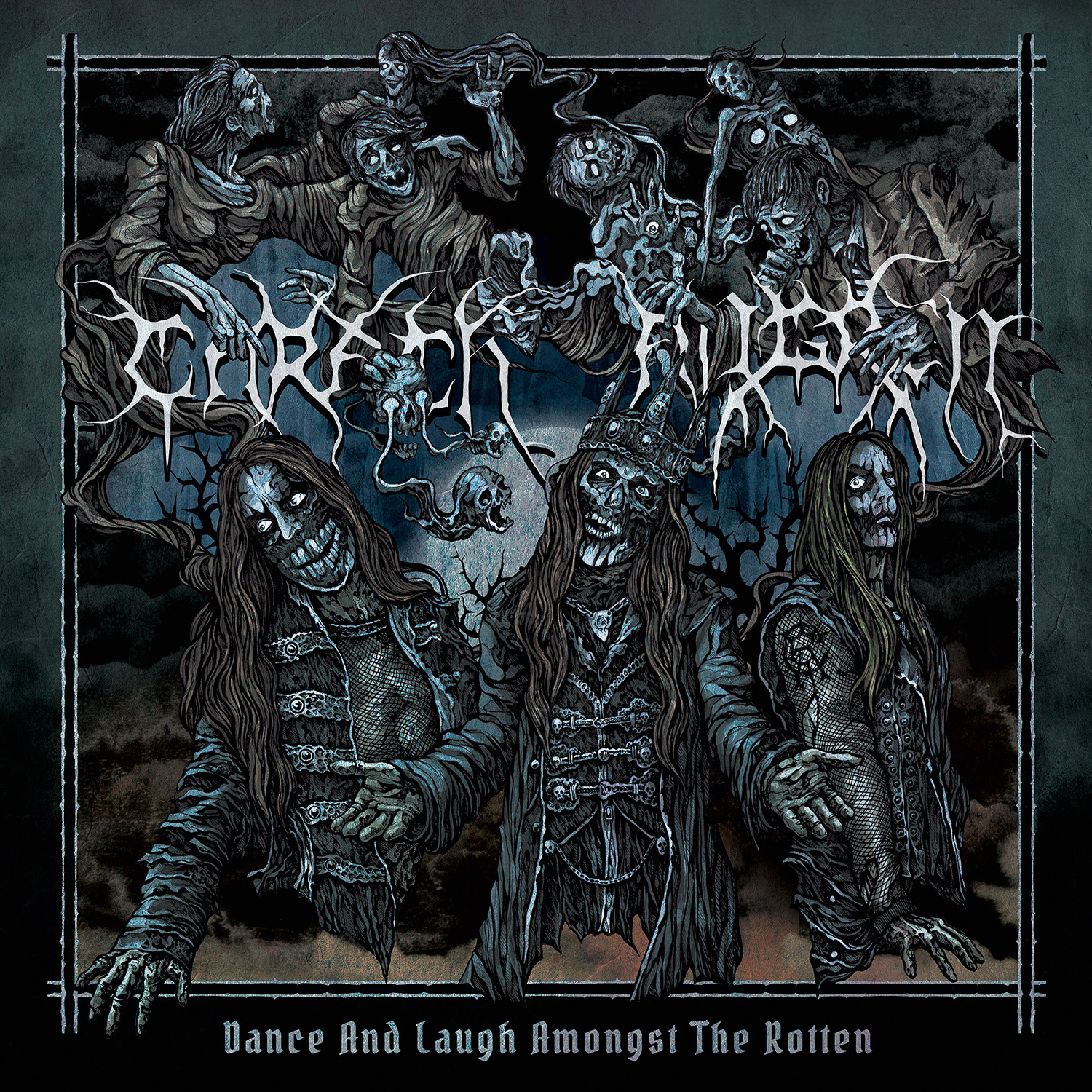 CARACH ANGREN <br/> Dance and Laugh Amongst The Rotten