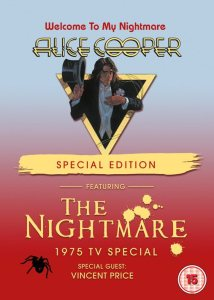 Read more about the article ALICE COOPER <br/> Welcome To My Nightmare (Special Edition)