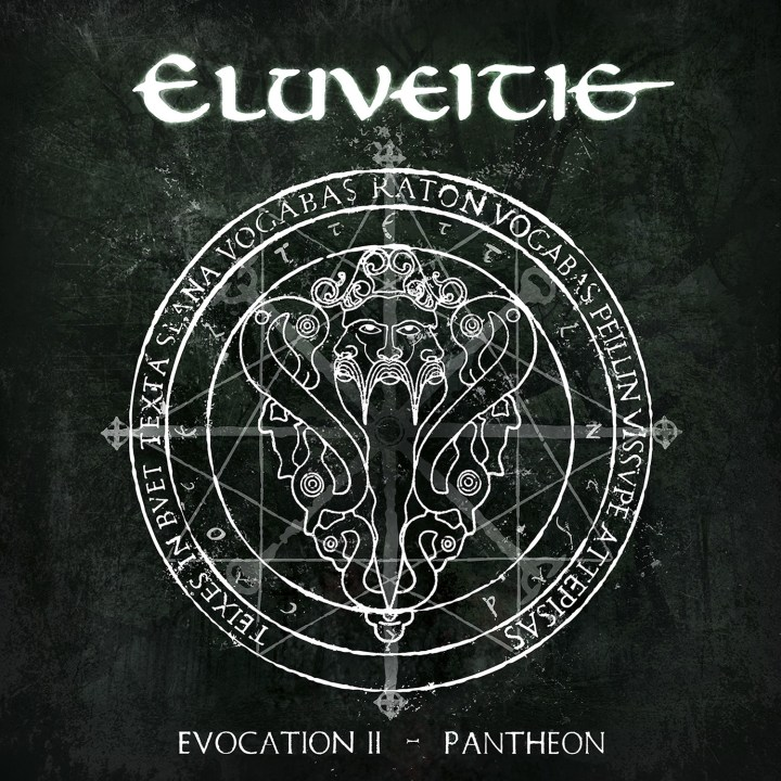 Eluveitie - Evocation II - Pantheon - Artwork