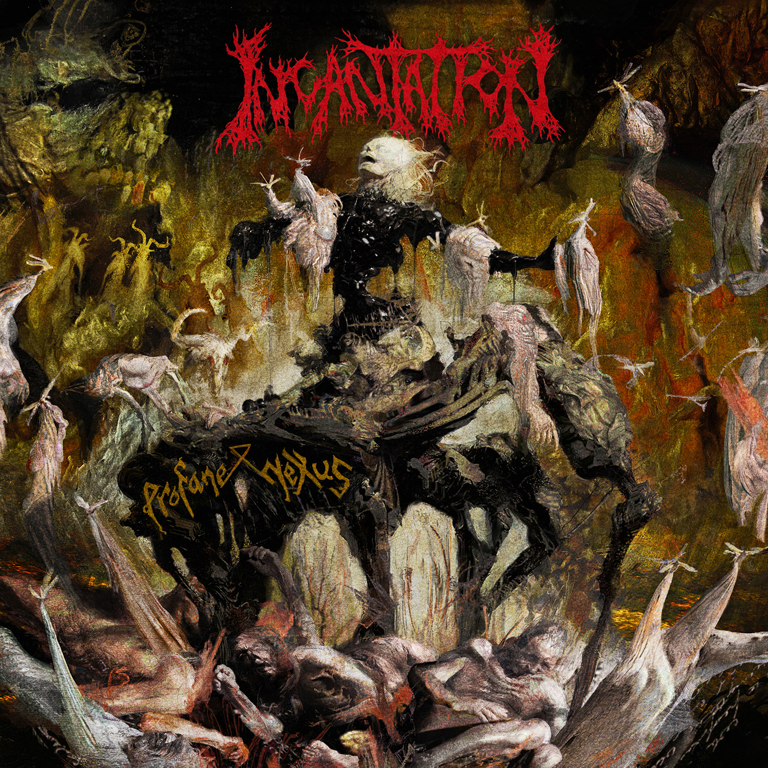 INCANTATION <br/> Profane Nexus