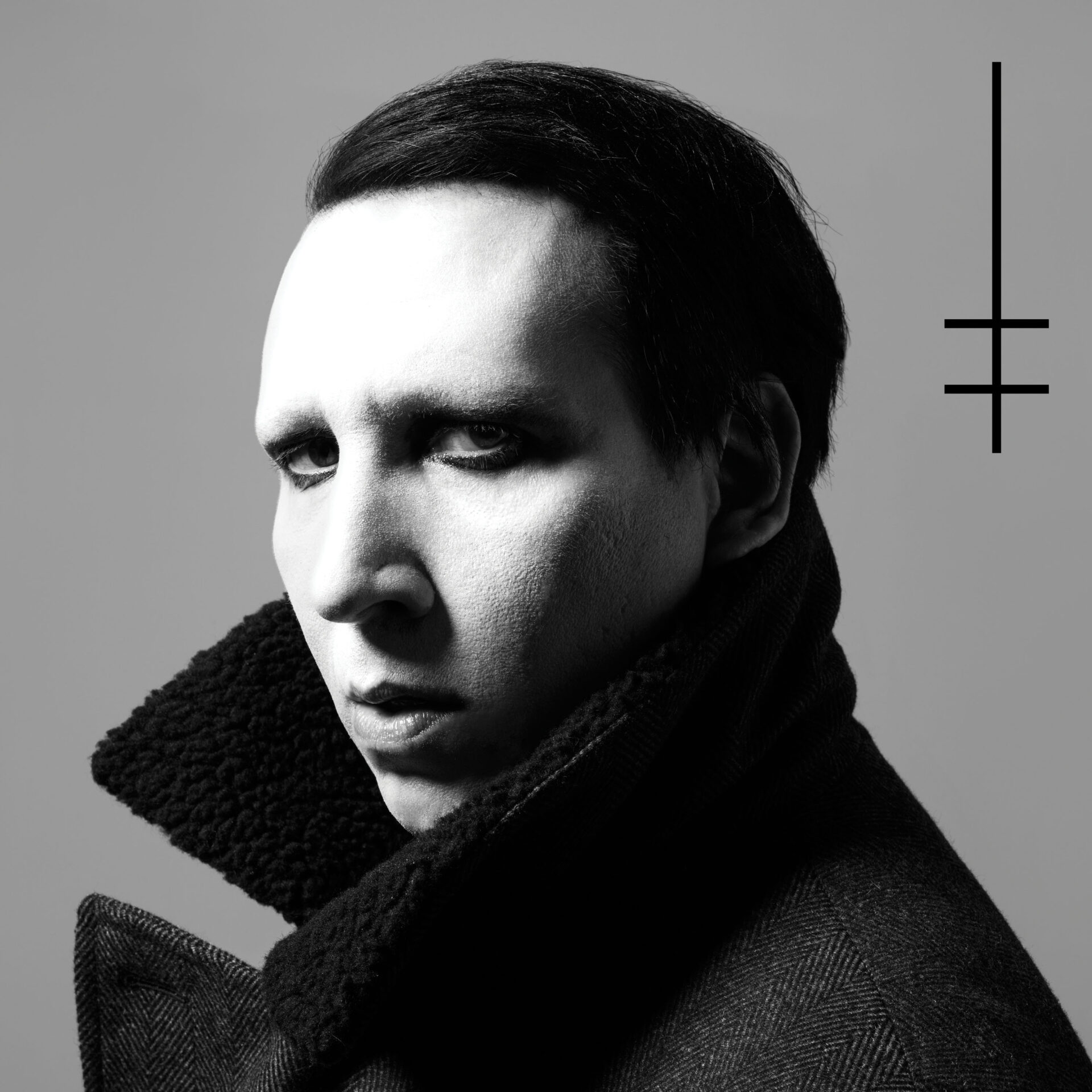 MARILYN MANSON <br/> Heaven Upside Down