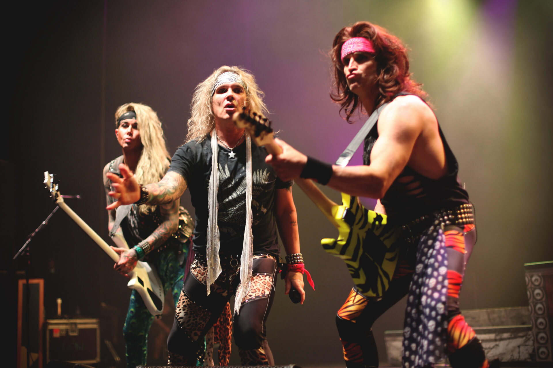 You are currently viewing STEEL PANTHER <br/> Concert 95D !