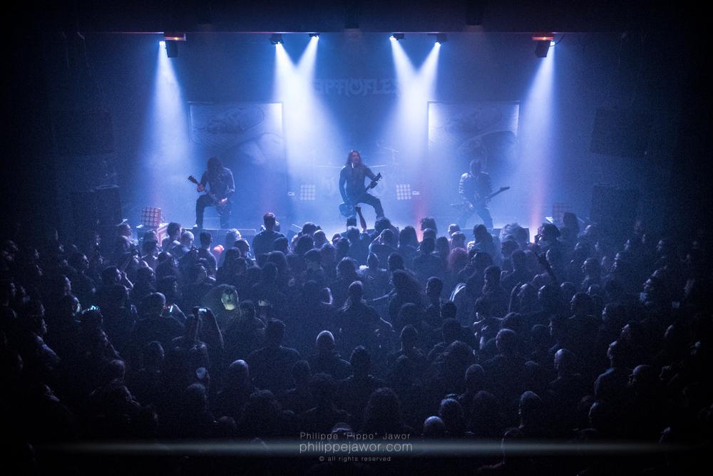 You are currently viewing SEPTICFLESH + INQUISITION + ODIOUS <br/> CCO, Lyon – 14.01.2018