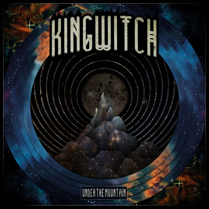 KING WITCH Under The Mountain cover
