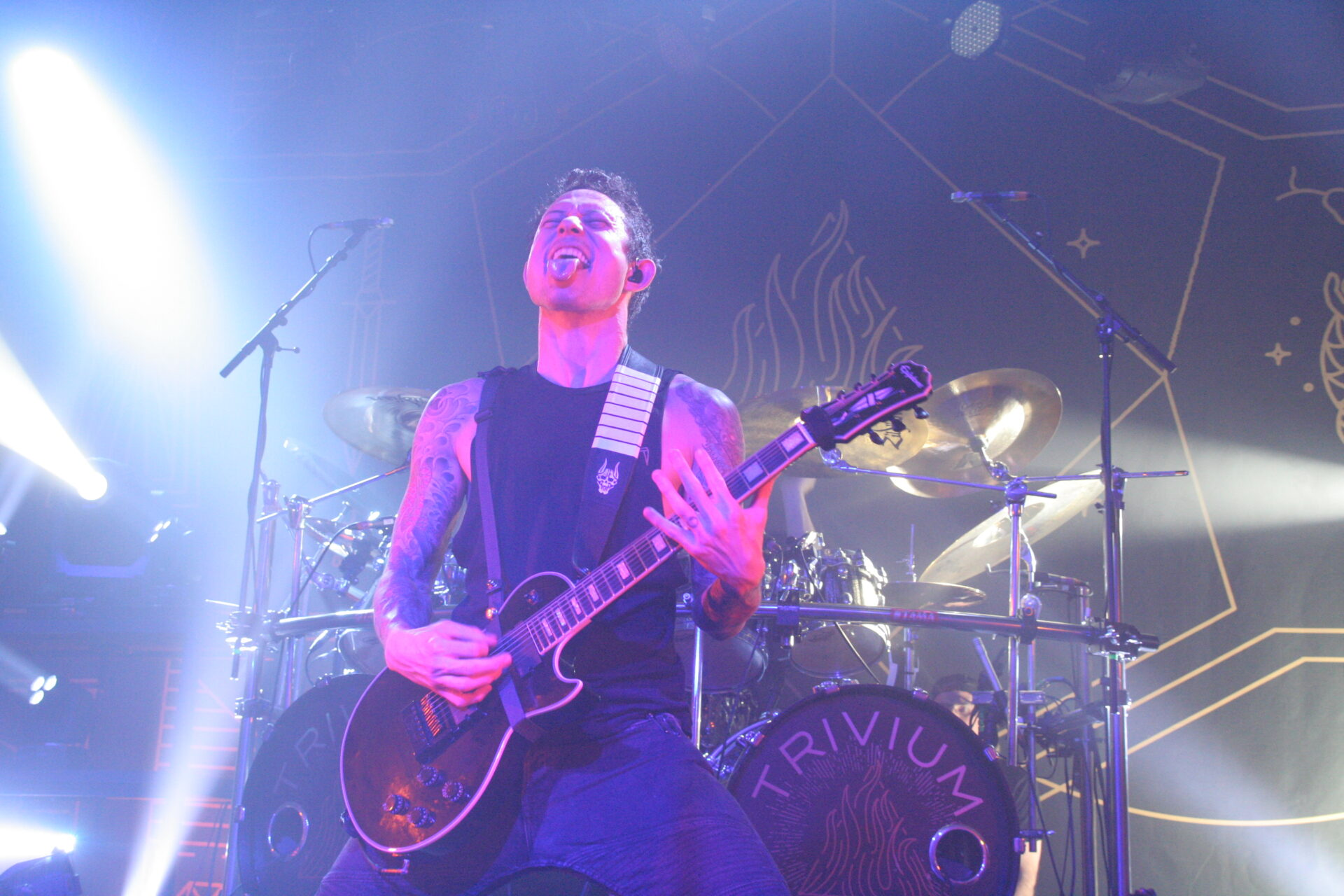 You are currently viewing TRIVIUM <br/>Simm City, Vienne 30/04/2018