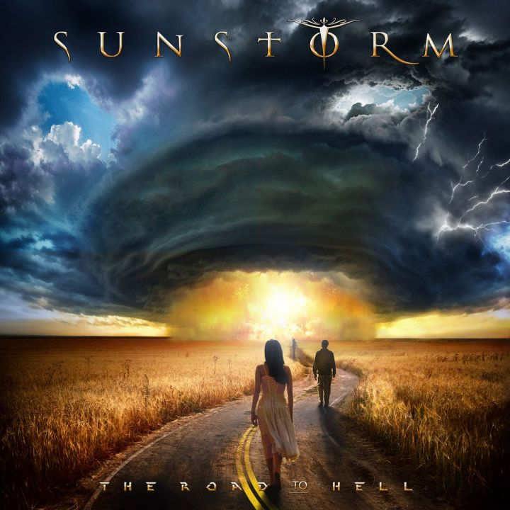 SUNSTORM Road To Hell - Cover