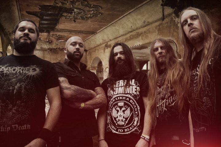BENIGHTED promo band photo 2018