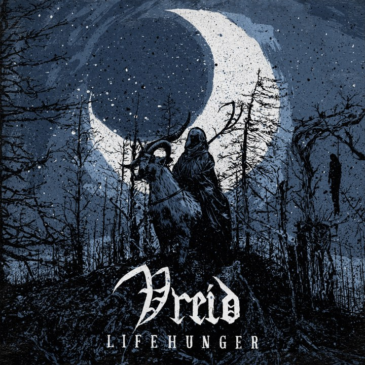 VREID Lifehunger cover