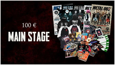 Offre Mainstage : 100€