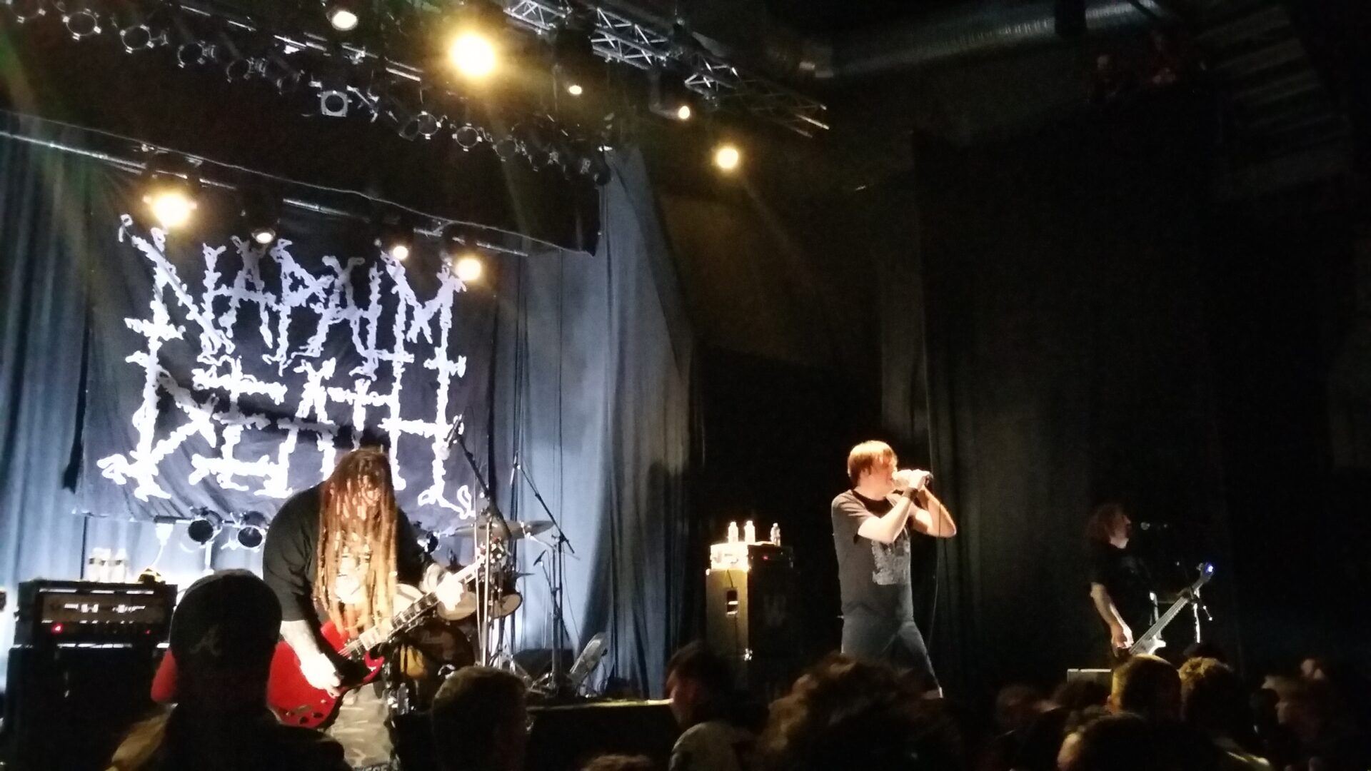 You are currently viewing LIVE REPORT | THE OUTBREAK METAL FEST