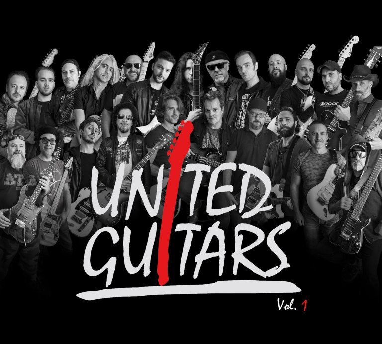 Read more about the article UNITED GUITARS : «Volume 1»