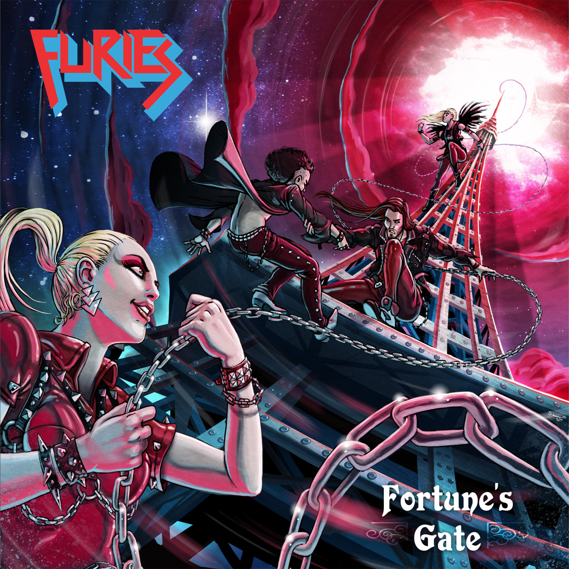 FURIES : Fortune's Gate