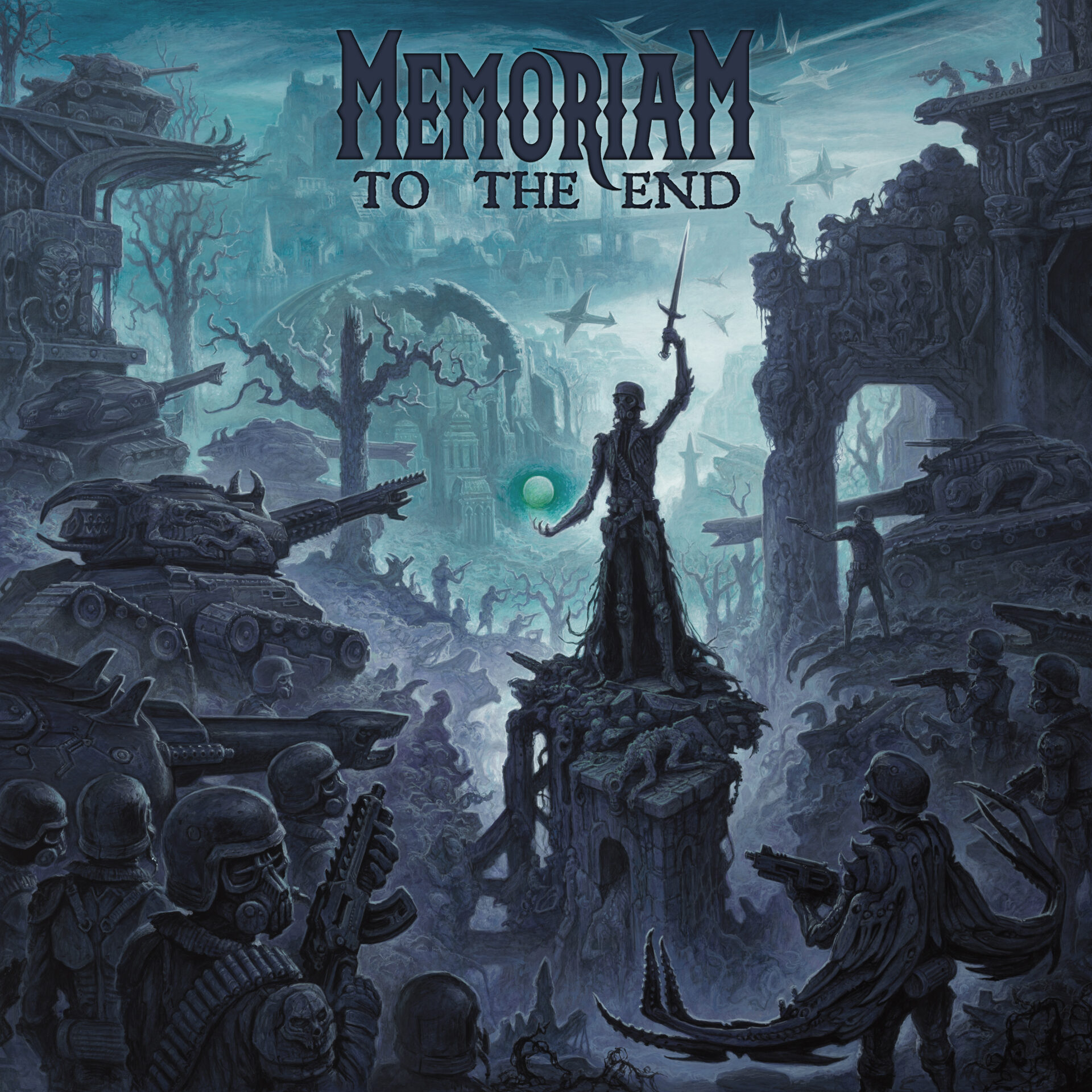MEMORIAM : To The End
