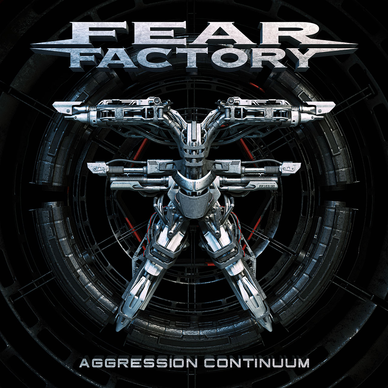 FEAR FACTORY : Aggression Continuum