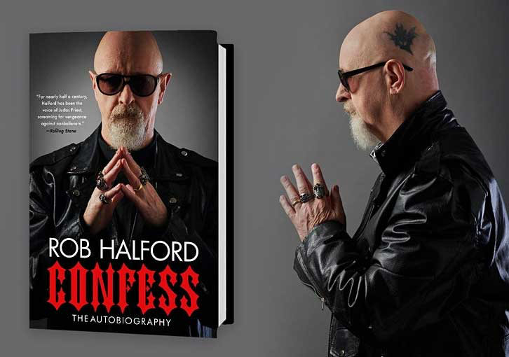 You are currently viewing <strong>ROB HALFORD</strong> </br>Write now