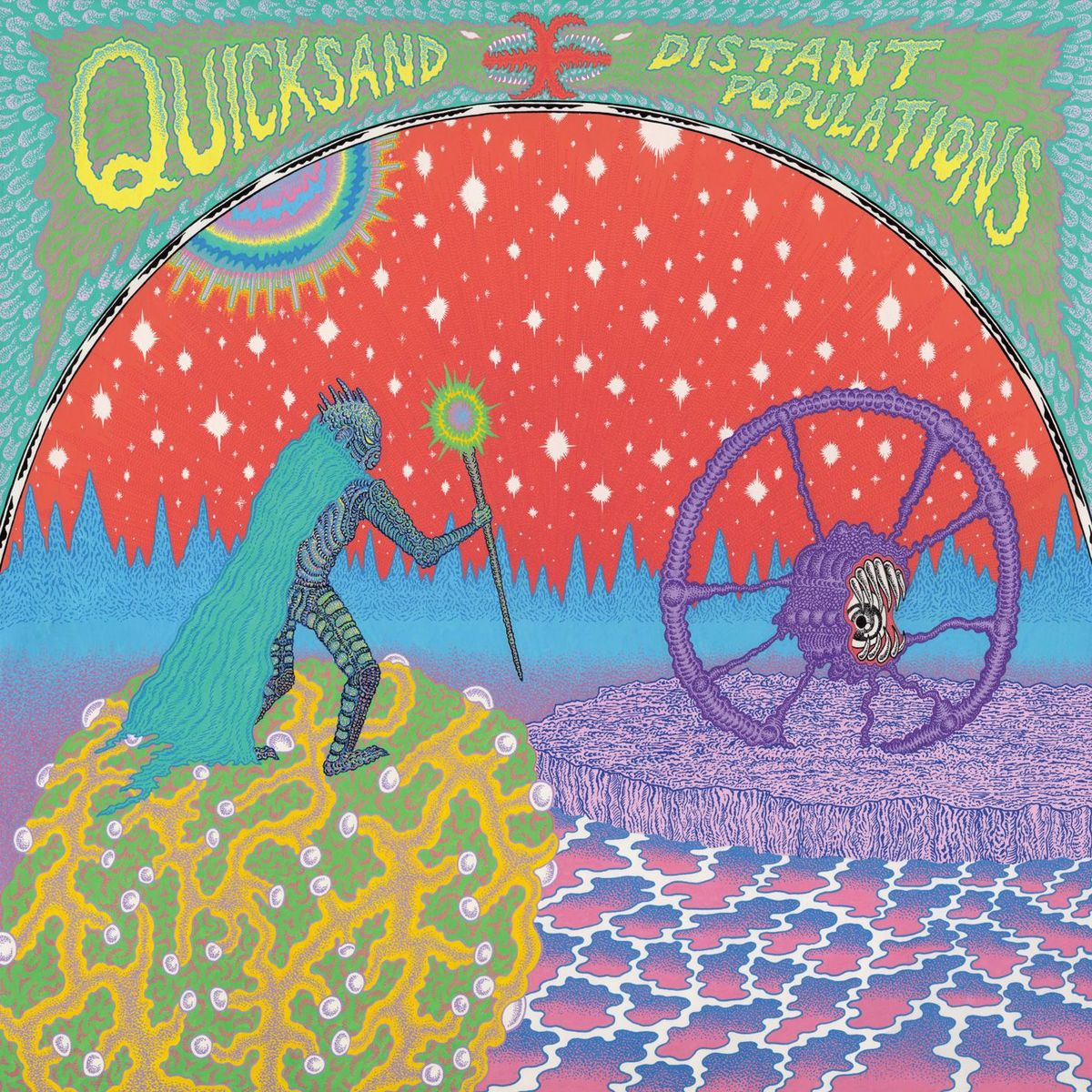 You are currently viewing QUICKSAND : Distant populations