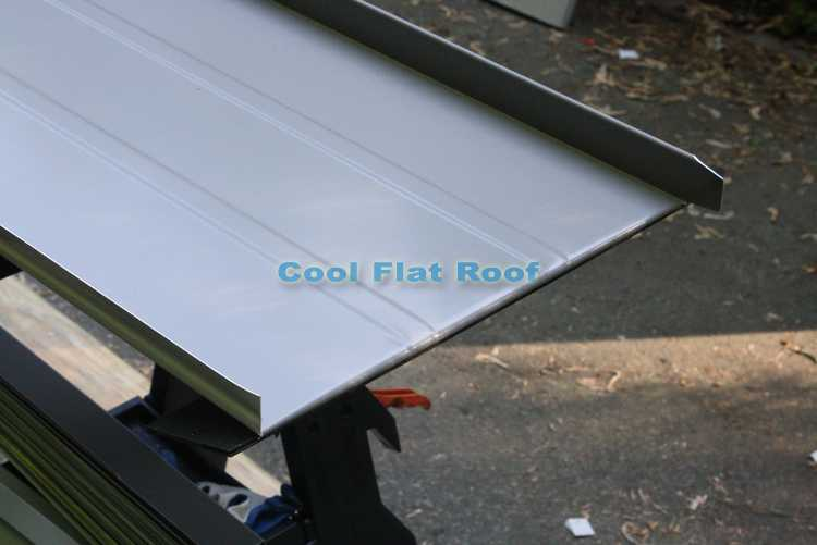 Standing Seam Metal Roof Installation Details : Standing seam metal roof installation details will