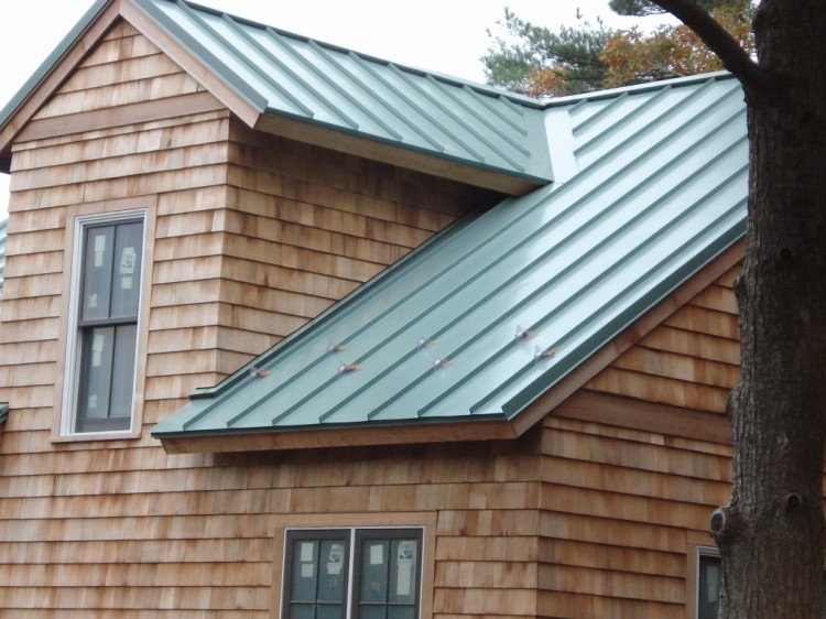 Captivating Snaplock Standing Seam