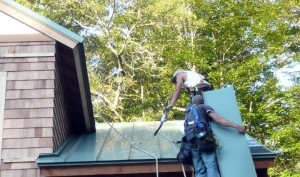 How to Install a Standing Seam Metal Roof - DIY Guide