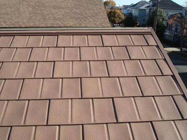Metal Roofing Systems Installation : How to install a metal shingles roof diy guide