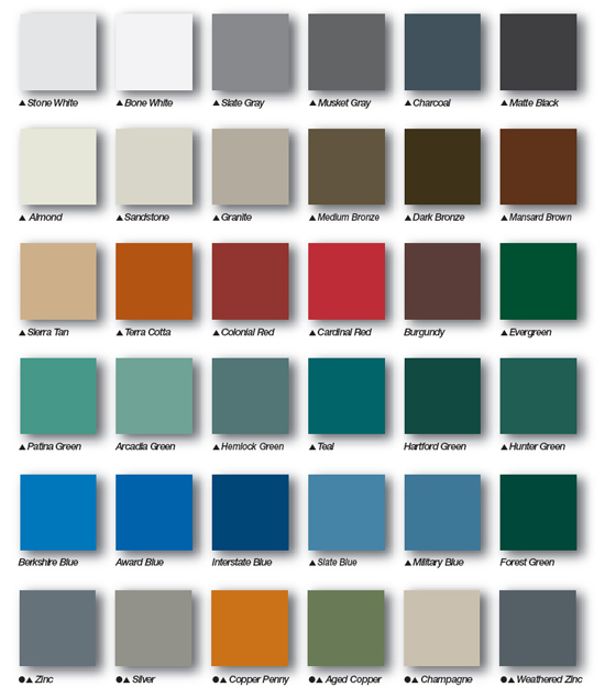 How to Pick the Right Metal Roof Color: Consumer Guide 2020