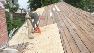 Roof Deck Preparation