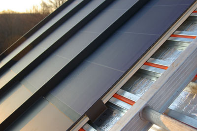 Solar Metal Roofing 2019: Thin Film Laminates vs  PV Solar