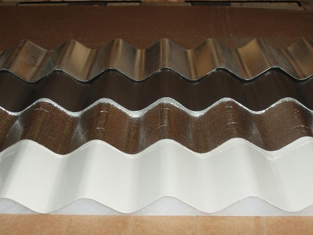 Corrugated Galvanized Panels : Are corrugated metal roofs a viable option for homes