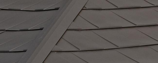 Granite-Grey_Wakefield Bridge Steel Roof Tiles_Available at Metal Roof Outlet Ontario