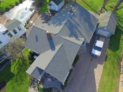 Granite-Ridge metal shingle roofing in Port Rowan from Metal Roof Outlet