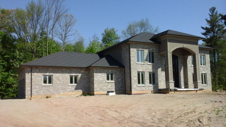 Steel Shingle roofing installed by Metal Roof Outlet in Onyx