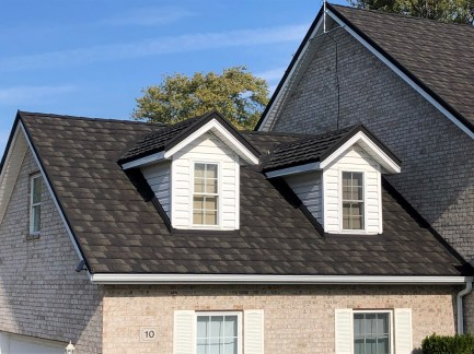 Chatham metal roofing Shingle Boral Steel Cottage Charcoal