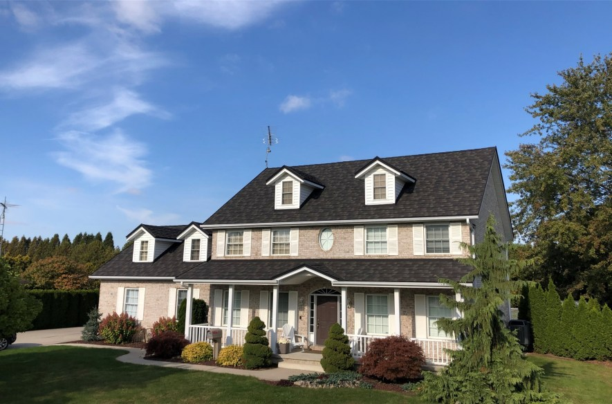 Boral Steel Shingle roofing in Chatham installed by Metal Roof Outlet