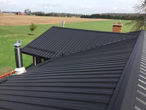 Metal sheet roofing in Boral Steel from Metal Roof Outlet