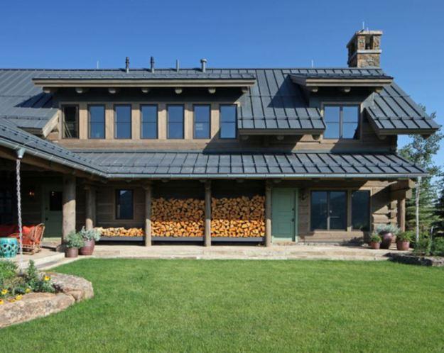 zinc-roof-on-a-log-home-colorado