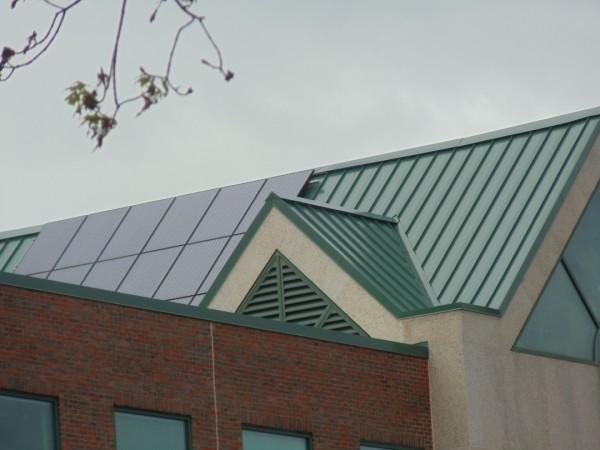 solar-PV-panels-on-standing-seam-metal-roof