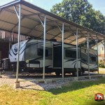 Rv Carport Covers Are The Best Way To Protect Your Rvmetal Shelters