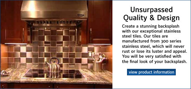 metal tile co manufacturer of stainless steel aluminum copper brass and metal tiles and backsplashes