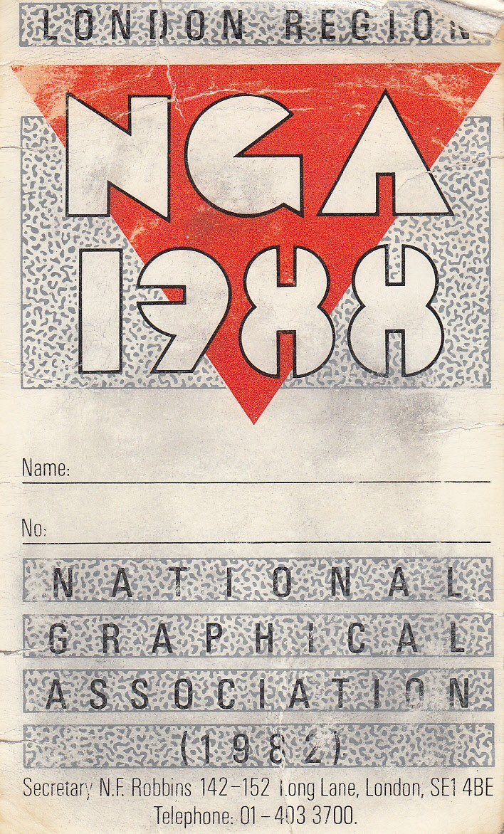 National Graphical Association 1988