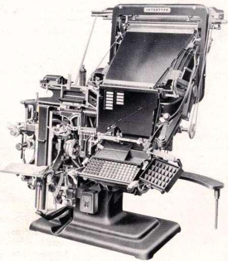 Intertype Model C4