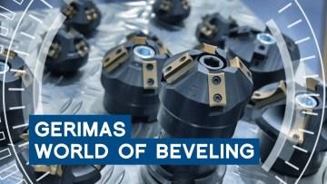 Anfastechnik von Gerima: World of Beveling | METAL WORKS-TV